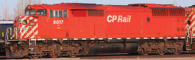 Bowser SD40-2F DC Canadian Pacific #9015 HO Scale Model Train Diesel Locomotive #24347