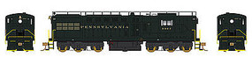 Bowser Baldwin AS-616 with Sound Pennsylvania RR #8972 HO Scale Model Train Diesel Locomotive #24372