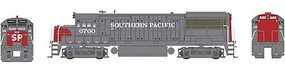 Bowser GE U25B - Standard DC - Executive Line Southern Pacific #6767 (gray, red)