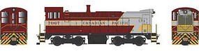 Bowser Baldwin DS 4-4-1000 - Standard DC - Executive Line Canadian Pacific 7067 (gray, maroon, No Numberboards)
