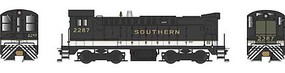 Bowser Baldwin DS 4-4-1000 - LokSound & DCC - Executive Line Southern Railway 2287 (Tuxedo, black, white, gold)