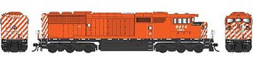 Bowser Ho Sd40-2F DSL CM&Q 9024 W/sd