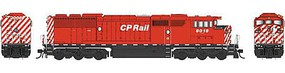 Bowser HO SD40-2F, CPR/Sill Dashes #9023