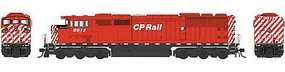 Bowser SD40-2f DC CP #9021