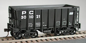 Bowser R-T-R G39B Ore Jenny Penn Central #502758 HO Scale Model Train Freight Car #25155