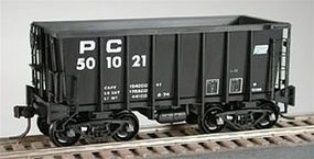 Bowser Ore Jenny Penn Central 502763 HO Scale Model Train Freight Car #25156