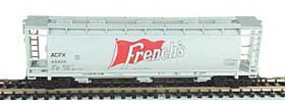 Bowser Cylnd Hopp Frenchs 60929 - N-Scale