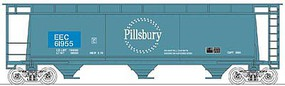 Bowser Cylnd Hopp Pillsbury61959 - N-Scale