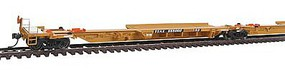 Bowser Trinity RAF53C 5-Unit Spine Car TTX TTAX #555002 HO Scale Model Train Freight Car #40860