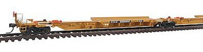 Bowser Trinity RAF53C 5-Unit Spine Car TTX TTAX #555026 HO Scale Model Train Freight Car #40861