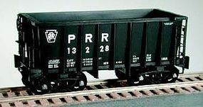 Bowser G-39a Ore Jenny w/Friction Trucks Pennsylvania RR HO Scale Model Train Freight Car #40877