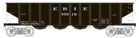 Bowser H21 Hopper Erie #55026 HO Scale Model Train Freight Car #41201