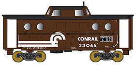 Bowser N5c Caboose Conrail #20 HO Scale Model Train Freight Car #41453