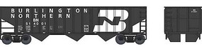 Bowser HO 70-Ton 14-Panel Hopper, BN #514023