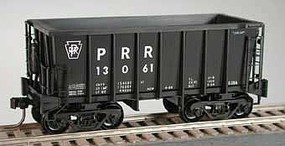 Bowser Class G-39a 70-Ton Ore Jenny with Roller-Bearing Trucks - Ready to Run Pennsylvania Railroad 13664 (black, Large PRR)