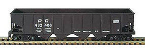 Bowser H-21a 4 bay Hopper Penn Central 432702 HO Scale Model Train Freight Car #56671