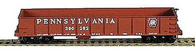 Bowser GS 40 Gondola - Kit - Pennsylvania Railroad #390229 HO Scale Model Train Freight Car #56796