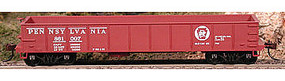 Bowser GS 40 Gondola Pennsylvania Circle Keystone #861007 HO Scale Model Train Freight Car #56848