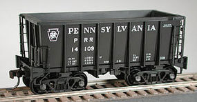 Bowser G-39 Ore Jenny w/Friction Trucks Kit Pennsylvania RR HO Scale Model Train Freight Car #56906