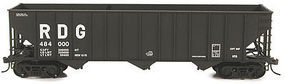 Bowser 100 Ton 45 Triple Hopper Reading HO Scale Model Train Freight Car #56970