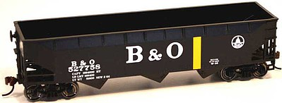 Bowser Manufacturing Co. Ho 70t Os Hopper B&O 527785