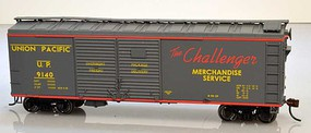 Bowser 40 4-Door Boxcar Union Pacific #9130 HO Scale Model Train Freight Car #60177