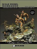 MrBlack Scale Model Handbook- Figure Modelling Vol.14 Detailing Model Figure Book #14