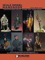 MrBlack Scale Model Handbook- Figure Modelling Vol.16 Detailing Model Figure Book #16