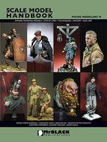 MrBlack Scale Model Handbook- Figure Modelling Vol.19