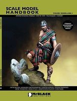 MrBlack Scale Model Handbook- Figure Modelling Vol.1 Detailing Model Figure Book #1