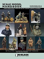 MrBlack Scale Model Handbook- Figure Modelling Vol.20