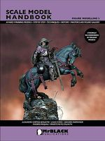 MrBlack Scale Model Handbook- Figure Modelling Vol.2 Detailing Model Figure Book #2