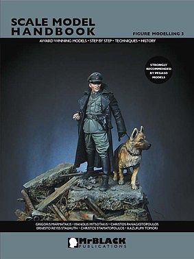 Mr Black Publications Scale Model Handbook- Figure Modelling Vol.3 -- Detailing Model Figure Book -- #3