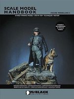 MrBlack Scale Model Handbook- Figure Modelling Vol.3 Detailing Model Figure Book #3