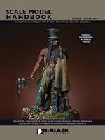 MrBlack Scale Model Handbook- Figure Modelling Vol.5 Detailing Model Figure Book #5