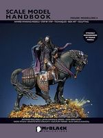 MrBlack Scale Model Handbook- Figure Modelling Vol.6 Detailing Model Figure Book #6
