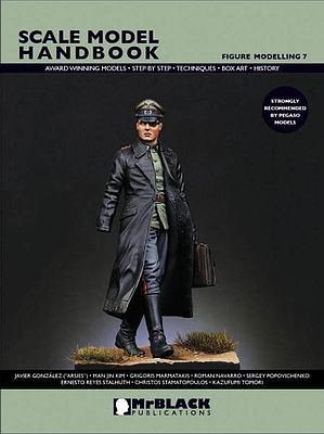 Mr Black Publications Scale Model Handbook- Figure Modelling Vol.7 -- Detailing Model Figure Book -- #7