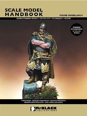 Mr Black Publications Scale Model Handbook- Figure Modelling Vol.8 -- Detailing Model Figure Book -- #8