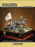 MrBlack Scale Model Handbook- Diorama Modelling Vol.1 Detailing Model Figure Book #d1