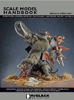 MrBlack Scale Model Handbook- Diorama Modelling Vol.2 Detailing Model Figure Book #d2