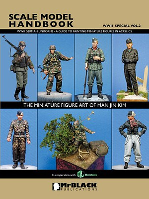 Mr Black Publications Scale Model Handbook- WWII Special Vol.2