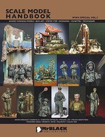 MrBlack Scale Model Handbook- WWII Special Vol.3