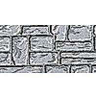 Brick Corrugated Flagstone Wall Paper (48x12-1/2 Roll) (4/Case)