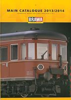 Brawa 2013/2014 Brawa Catalog Model Railroading Book #1131