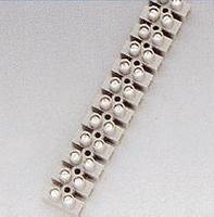 Brawa Screw Terminal Strip 12-Way, 4 Long Model Railroad Electrical Accessory #3094