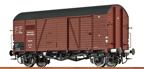Brawa Covered Car Grs #6211 DRG O-Scale