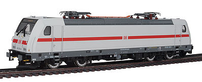 Brawa Modellspielwaren TRAXX BR 146.5 DC with Sound DB -- HO Scale Model Train Electric Locomotive -- #43902