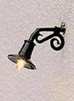 Brawa Wall-Mounted Light HO Scale Model Railroad Street Light #5358