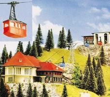 Brawa N Scale Cable Car Set - N-Scale