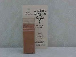 Brag 2oz. Large Weathering Color Medium Rust